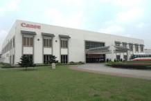 Nhà máy Canon Bắc Ninh