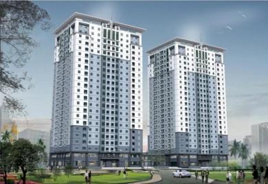 Tòa nhà Skylight Minh Khai – Hà Nội
