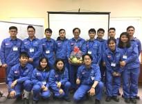 Chương trình thực tập sinh kỹ sư 2018