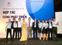 STRATEGY COOPERATION BETWEEN TWO BRANDINGS IN VIETNAM UNDER KYOEI GROUP